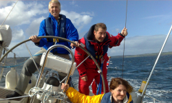 Sailing lessons, yachtmaster, certificate, yacht master, day skipper, competent crew, start yachting, coastal skipper, navigation, practical sailing, learn, icc, lessons, glasgow, scotland, clyde, firth, arran, sea