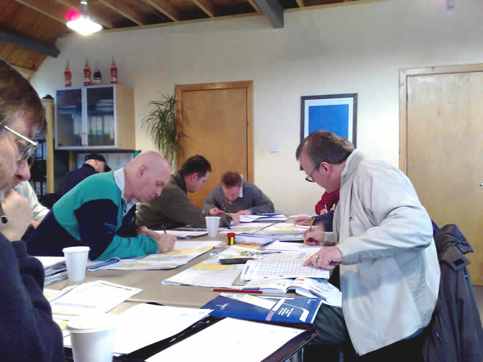 largs yacht haven evenings and weekends day skipper theory classes