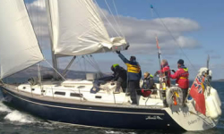 RYA Yachtmaster Practical Sailing Course in Scotland, Largs Yacht Haven, Firth of Clyde, Glasgow, West Coast, Oban, Dunstaffnage, Aberdeen, Edinburgh, Dundee, Perth