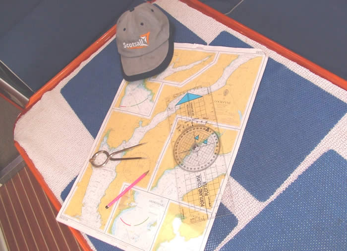 lean navigation in classroom or online distance learning yachtmaster coastal theory