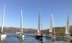 RYA Sailing Schools Scotland for Competent Crew Course