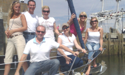 7 Day Mile Builder Yachting Holiday Scotland