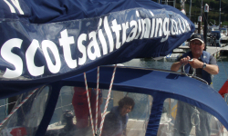 Learn to sail in scotland and achieve RYA Day Skipper Level!