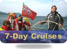 7-Day Experience Mile Builder and Crew Crewing Opportunities in Scotland, Largs Glasgow, Clyde, West Coast, Islands, Whisky, Highlands, Jura, Gigha, Mull, Tobermory, SIPR, Three Peaks, Race, Racing, yachting, yacht race, ireland, cruise, cruises